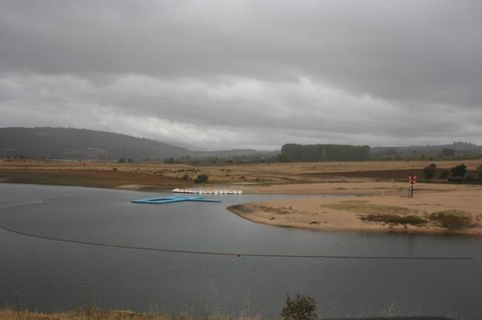 Playas fluviales en el interior de Portugal. Macedo de Cavaleiros. LeleSorribas2013